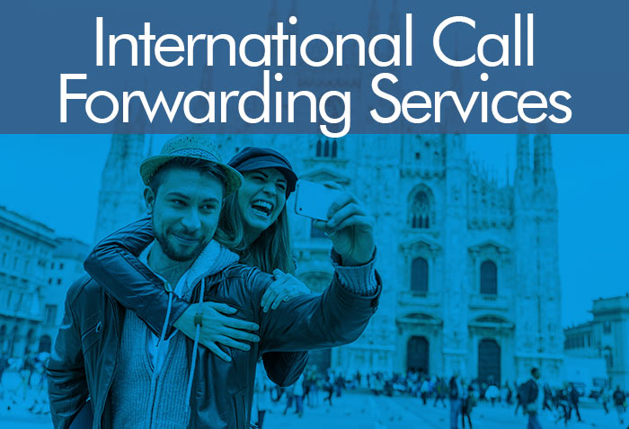 international call forwarding services