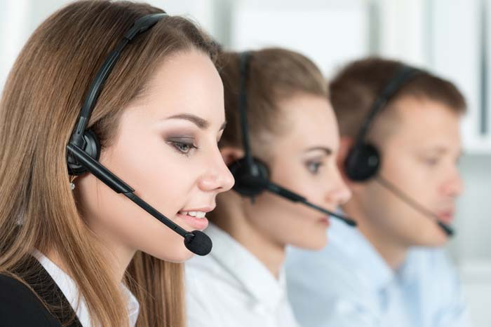 Professional with Toll Free Numbers Customer Service Directory