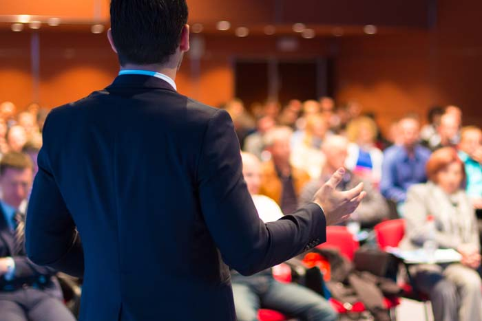 Events for Entrepreneurs - Speaker Conference