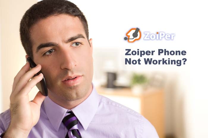 Zoiper Softphone Not Working