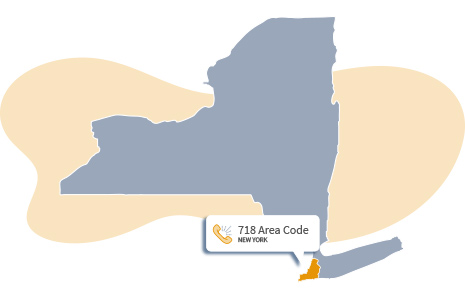 area code new york