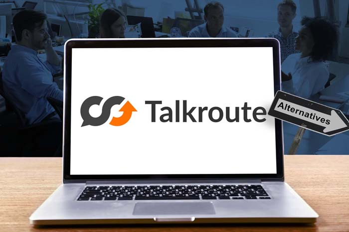 GCF talkroute alternatives