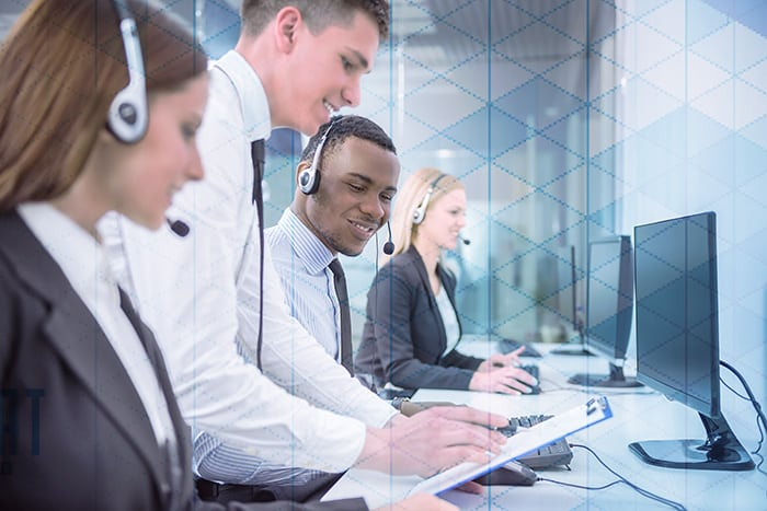 Best practices for virtual call center agents.