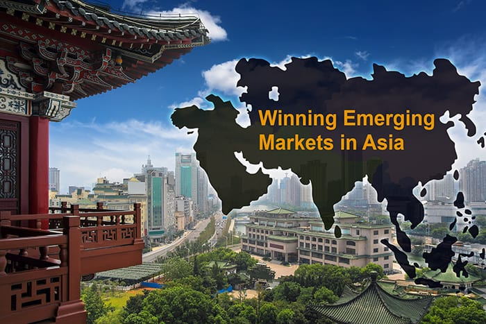 winning emerging markets Asia